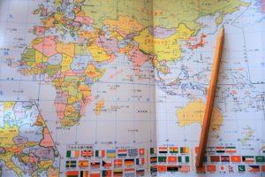 世界一周ルートの組み立て方 まわり方を考える 【その3】 (完結編)ルート決定!!