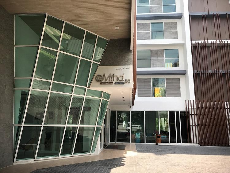 タイ・バンコクでの 宿泊中の このホテル、すごく おススメです!