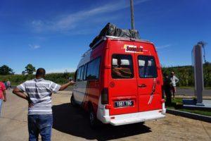 (マダガスカル)モロンダバまでの移動 ~恐怖のタクシーブルース回避術。