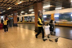 マダガスカル入国に際するビザ情報と空港→市内までの移動。