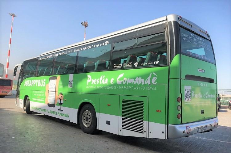 【イタリア移動情報】パレルモ港からパレルモ空港(PMO) までの行き方。