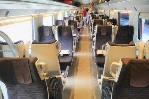イタリアの移動は電車がラクチン!ネットでのチケット予約方法や乗り方のまとめ。