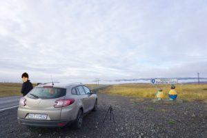 アイスランド旅はレンタカーでぐるっと回る、これロマン。