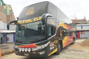 【グアヤキル→リマへのバス移動】酔いやすいなんてもんじゃない私が南米で一番高級なバスで28時間揺られた結果