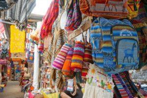 マチュピチュ村で、胸熱なお土産マーケットと可愛い街並みを拝見。