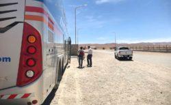 大晦日に国境越えて大移動!バスでアタカマ→プルママルカへ。